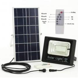 Đèn Năng Lượng Mặt Trời TTD- 60W